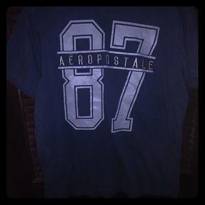 XL men's Aeropostal shirt.